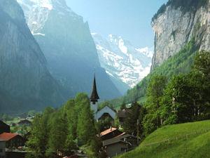 Switzerland スイス
