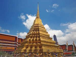 Thailand タイの寺院